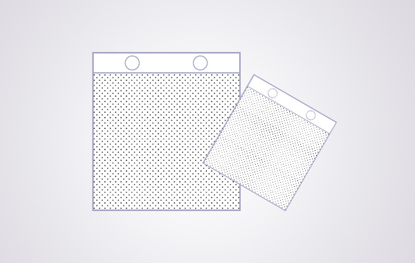 BOPP Microperforated Wicketted Bag